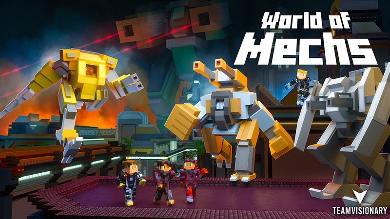 World of Mechs