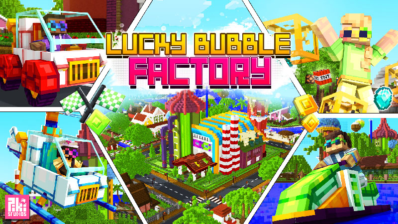 Lucky Bubble Factory