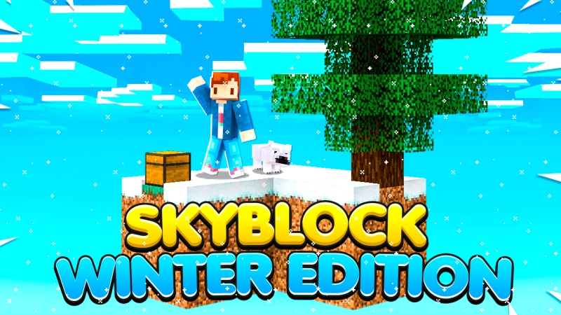 Skyblock: Winter Edition