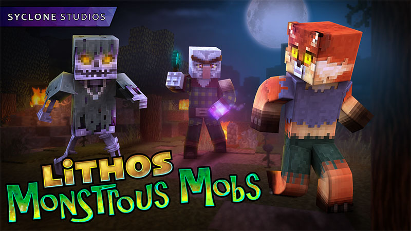 Lithos Monstrous Mobs