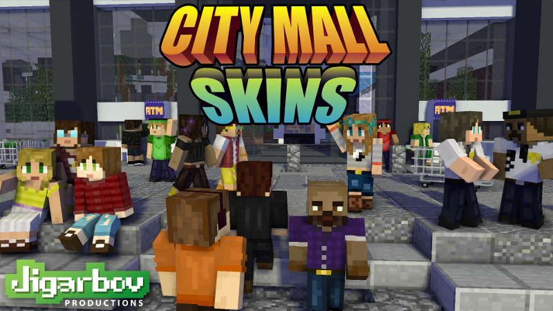 Play: City Mall Skins