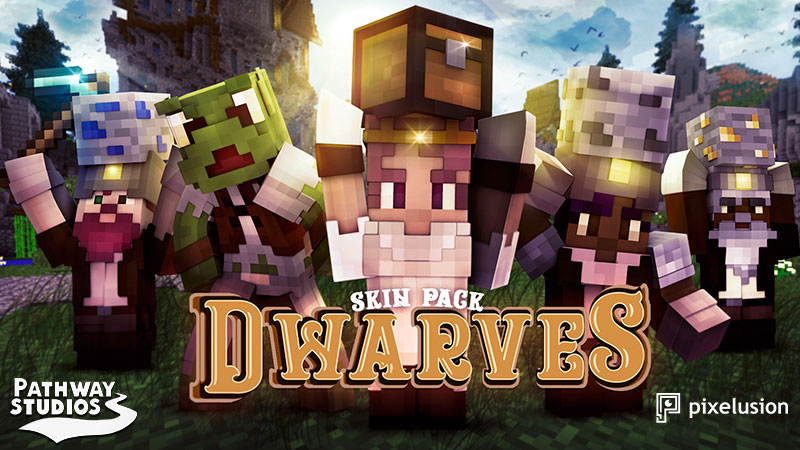 Dwarves Skin Pack