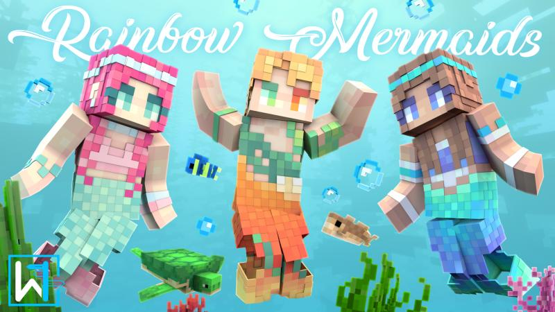 Rainbow Mermaids