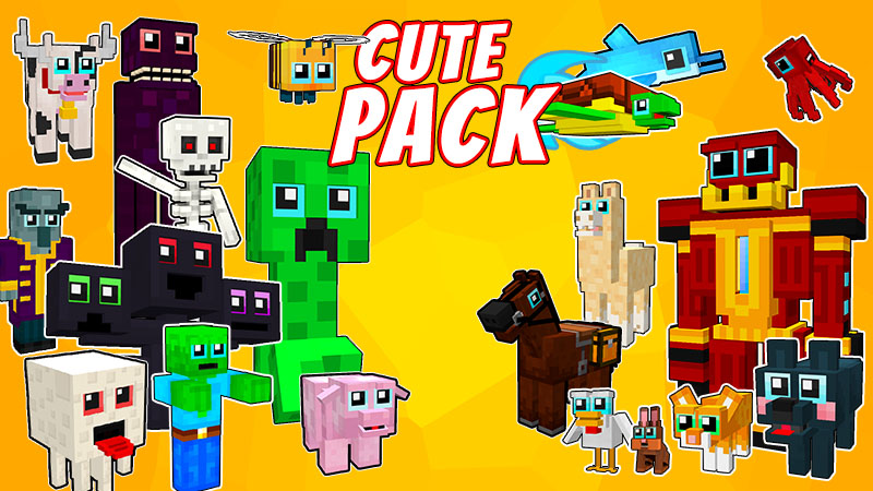 Cute Mashup Pack