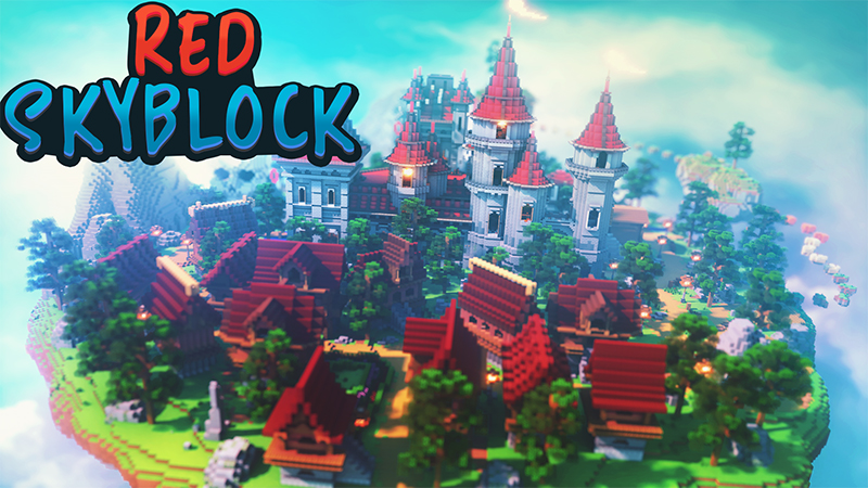 Red Skyblock