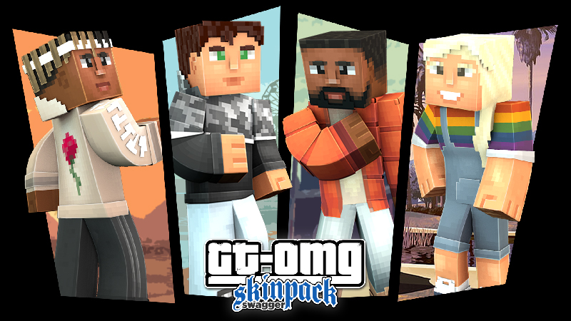 GT-OMG: Swagger HD Skins