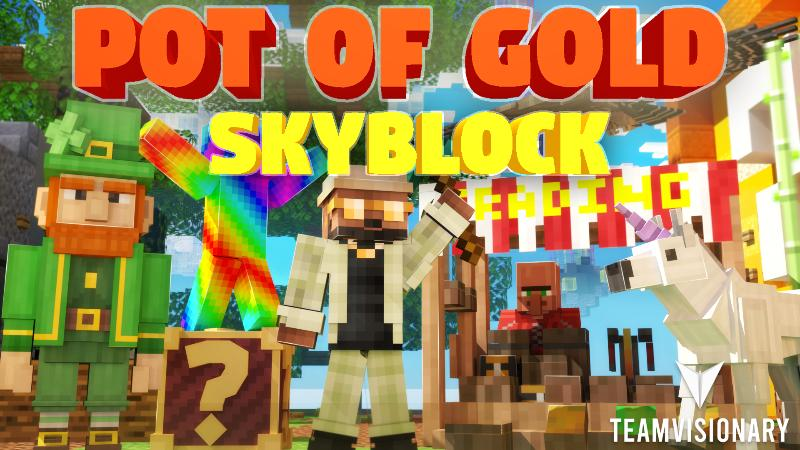 Pot of Gold Skyblock